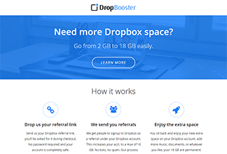 Dropbooster.net