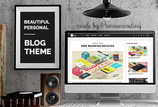 Webly - WP Blog Theme