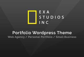 Exa - WordPress Theme