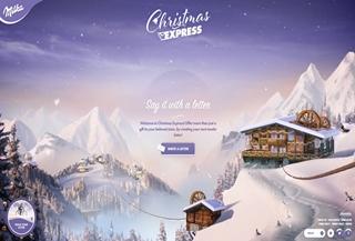 Milka Christmas