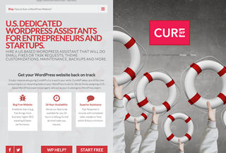 CureWP, WordPress Assistants