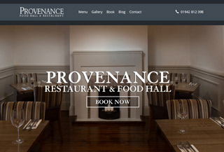 Provenance Restaurant