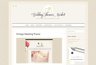Wedding Themes Market