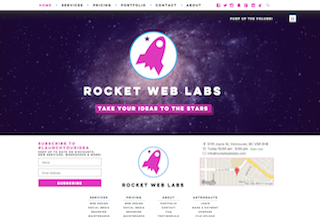 Rocket Web Labs