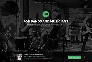 Decibel | For Bands/Musicians