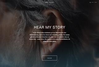 Hear my Story