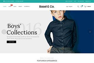 Basel eCommerce Theme