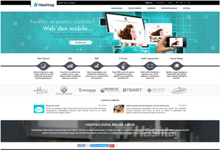 Hashtag Web Design Agency