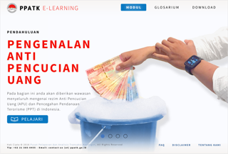 PPATK E-Learning