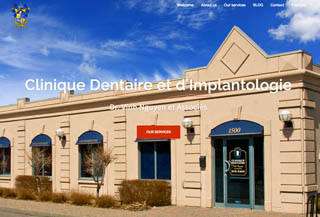 Dental Clinic and Implantology