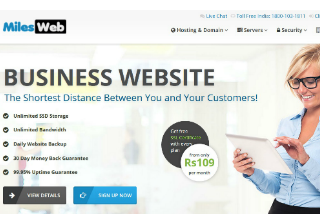MilesWeb : Best Web Hosting