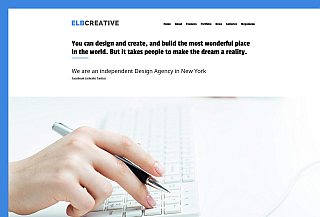 Elb WordPress Theme