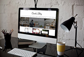 Camila - WordPress Blog