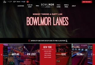 Bowlmor Lanes