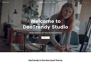 DeoTrendy - Premium Template
