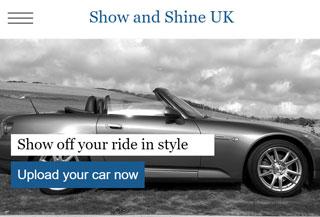 Show and Shine UK