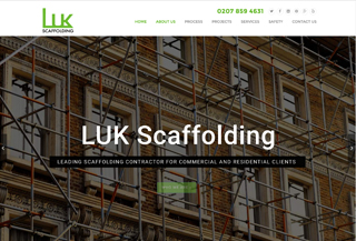 LUK Scaffolding London
