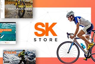 SK Store WordPress Theme