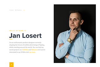 Jan Losert - Portfolio