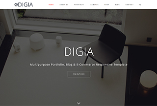 Digia Digital Creative Theme
