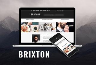 Brixton - Personal Blog