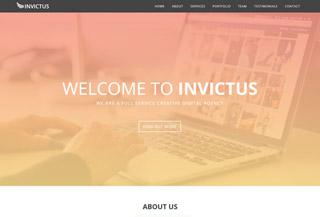 Invictus Template