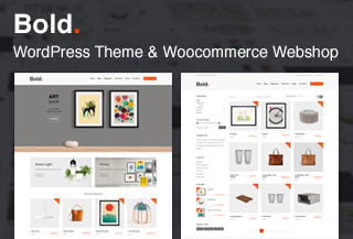 Bold - Premium WordPress Theme