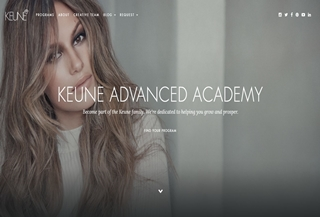 Keune Education