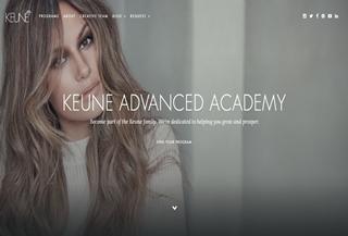 Keune Education