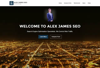 Alex James SEO