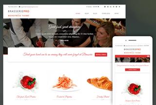 Brasserie Premium Theme
