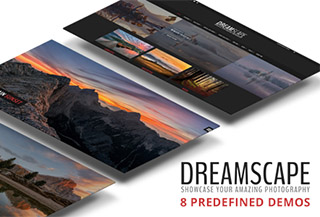 Dreamscape - Photography Theme