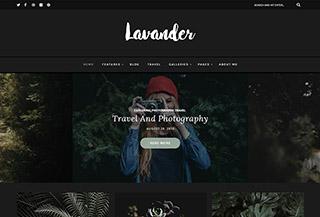 Lavander - Lifestyle Blog