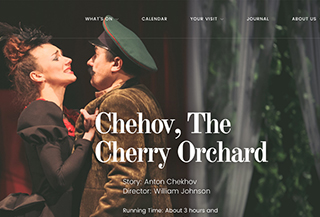 Theatre WP | Theatre WordPress Theme