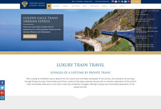 Golden Eagle Luxury Trains