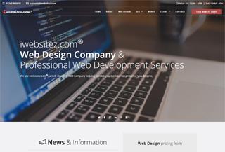 iwebsitez.com Web Design