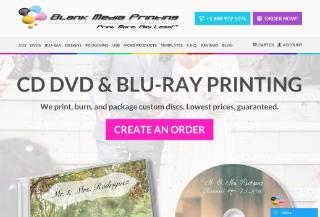 Blank Media Printing
