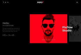 Pofo Portfolio HTML5 Template