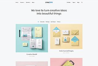 Crea;tink Multi-Concept Template