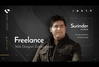 Surinder Freelance Designer